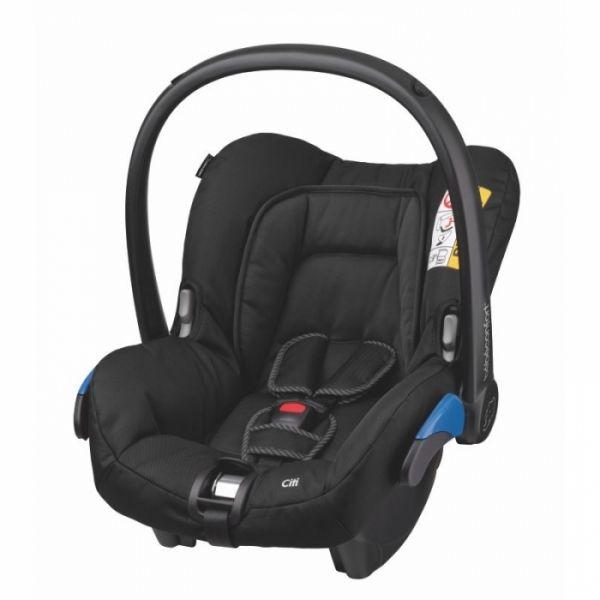 Cadeira Auto Bébé Confort Citi 0+ Black Raven