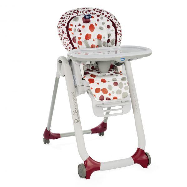 Chicco Cadeira Papa Polly Progres5 Cherry