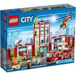LEGO City - Quartel dos Bombeiros - 60110