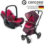 Conjunto Duo Concord Neo + Air Safe Rose Pink
