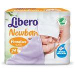 Fralda Libero Newborn Prematuro 8x24 un.