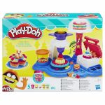 Hasbro Play-Doh Fábrica de Bolos de Festa