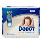 Dodot Fraldas Sensitive T0 0-3Kg x24