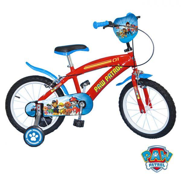 Toimsa Bicicleta Patrulha Pata 14