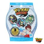 Hasbro Yo-Kai Watch - Bolsa Surpresa com 3 Medalhas - B5944