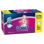 Dodot Fraldas Activity Extra T4 11-16Kg x104