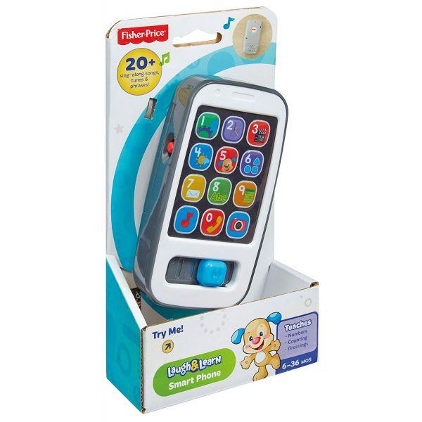 Fisher-Price Smartphone Aprender e Brincar - CCP11