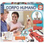 Educa Jogo Educativo O Corpo Humano - 16530