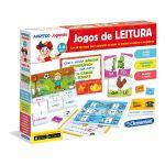 Clementoni Aprendo Jogando - Jogos de Leitura - 67242