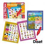Diset Lectron Pré-Escolar - 64887