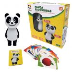 Panda Peluche Escondidas