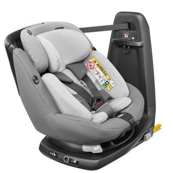 Cadeira Auto Bébé Confort AxissFix Plus Isofix 1 Concrete Grey