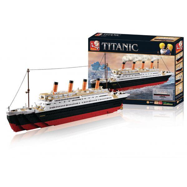 Sluban Titanic 1012 Peças - SL0577