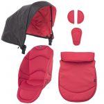 Chicco Urban Color Pack Red Passion