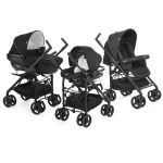 Chicco Conjunto Trio Sprint Black Night