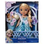 Concentra Frozen - Boneca Elsa Canta Comigo - 041100336500