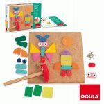 Goula Jogo de Pregos - 53137