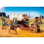 Playmobil Western - Carruagem de Cowboys - 5248