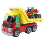 Bruder Transportador Roadmax com Mini Escavadora - 20070