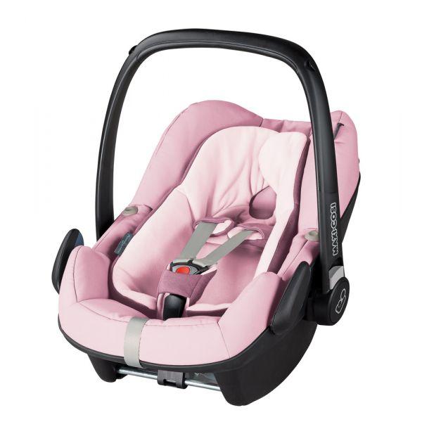 Cadeira Auto Maxi-Cosi Pebble Plus 0+ Blush