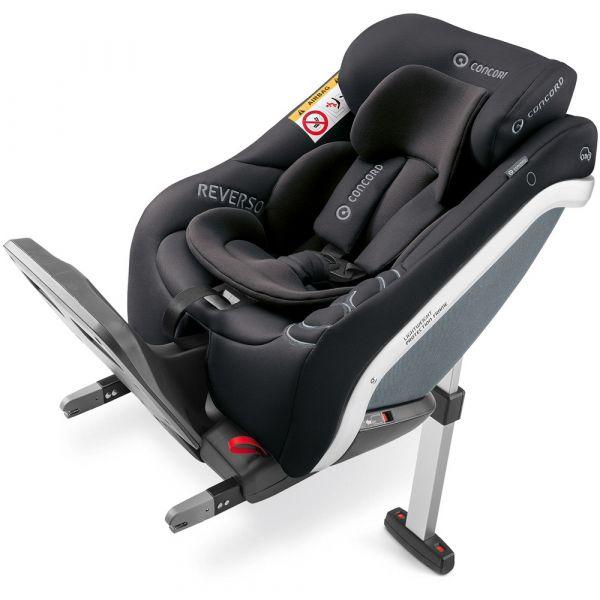Concord Cadeira Auto Reverso Plus i-Size 0-1 Cosmic Black