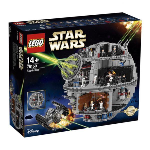LEGO Star Wars - Estrela da Morte - 75159
