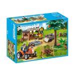 Playmobil Country - Lenhador com Trator - 6814