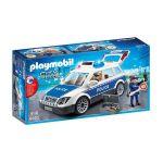 Playmobil City Action - Carro da Polícia com Luzes e Som - 6920