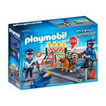 Playmobil City Action - Controlo Policial - 6924