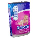 Dodot Activity Fraldas T3 5-10kg x56