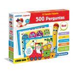 Clementoni Aprendo Jogando - Caneta Falante 500 Perguntas - 67221