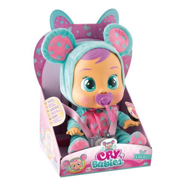 IMC Toys Cry Babies - Bebé Chorão Lala