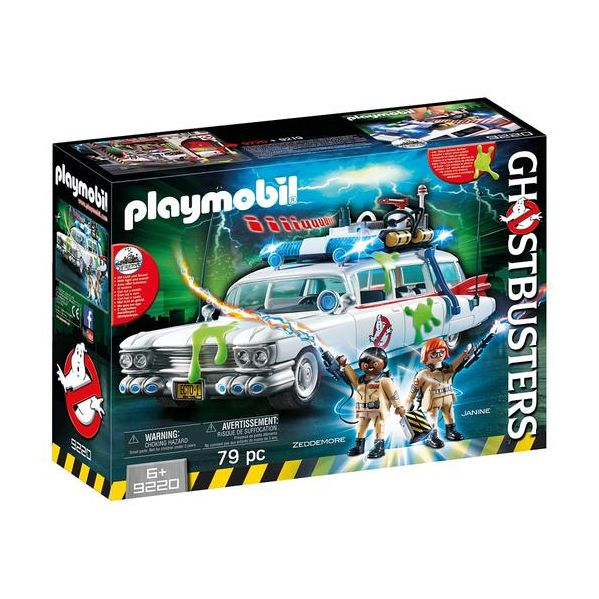Playmobil Ghostbusters - Ecto-1 Ghostbusters - 9220