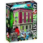 Playmobil Ghostbusters - Quartel-General dos Bombeiros - 9219