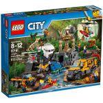 LEGO City - Exploração da Selva: Área de Exploração da Selva - 60161