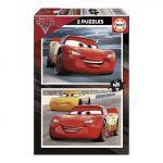 Educa Puzzle 2x48 Peças - Cars 3 - 17177