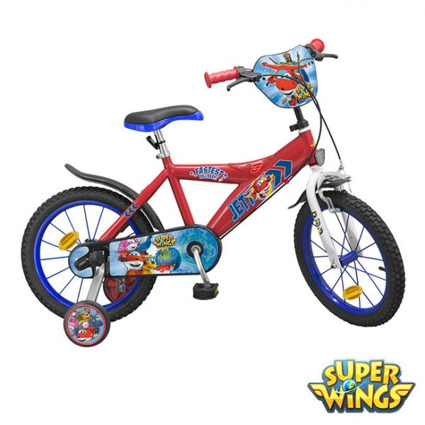 Toimsa Bicicleta Super Wings 16