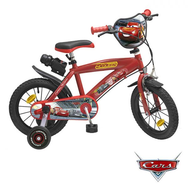 Toimsa Bicicleta Cars 3 14