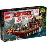 LEGO Ninjago Movie - Barco do Destino - 70618