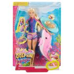 Mattel Barbie Dolphin Magic - Barbie e os Golfinhos Mágicos - FBD63