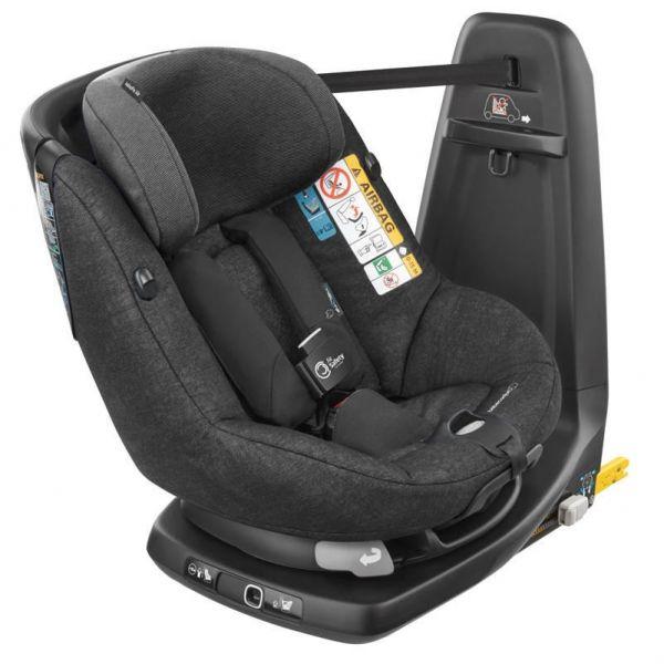 Cadeira Auto Bébé Confort AxissFix Air Isofix 1 Nomad Black