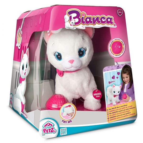 IMC Toys Gatinha Bianca