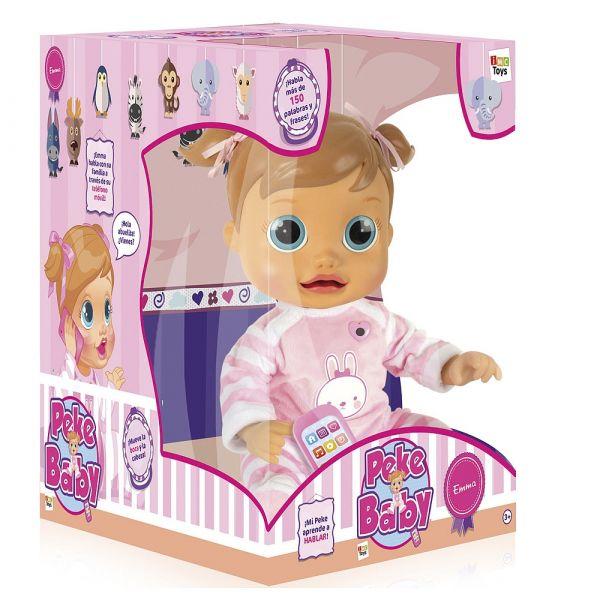 IMC Toys Boneca Baby Wow a Anna