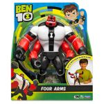 Playmates Toys Ben 10 - Figura Four Arms 25cm