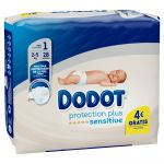 Dodot Fraldas Sensitive T1 2-5Kg x28 Pack de 8