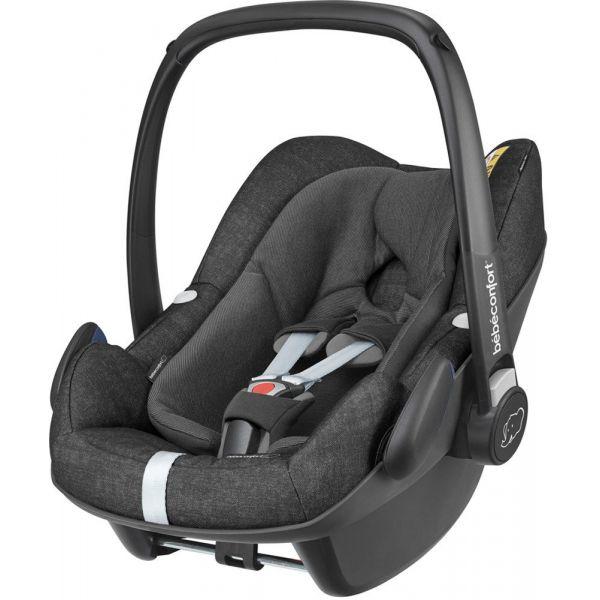 Cadeira Auto Bébé Confort Pebble Plus 0+ Nomad Black