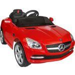 Aosom Carro Elétrico Mercedes Vermelho 3 anos carro - 8435428708917