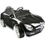 Aosom Carro Elétrico Mercedes Preto 3 anos carro - 8435428708924