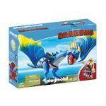 Playmobil Dragons - Astrid e Tormenta - 9247
