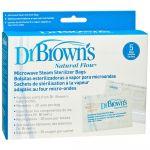 Dr. Brown's Sacos Esterilização Microondas x5